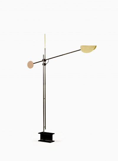 SB26 Accoceberry Cecere Moon Floor Lamp S
