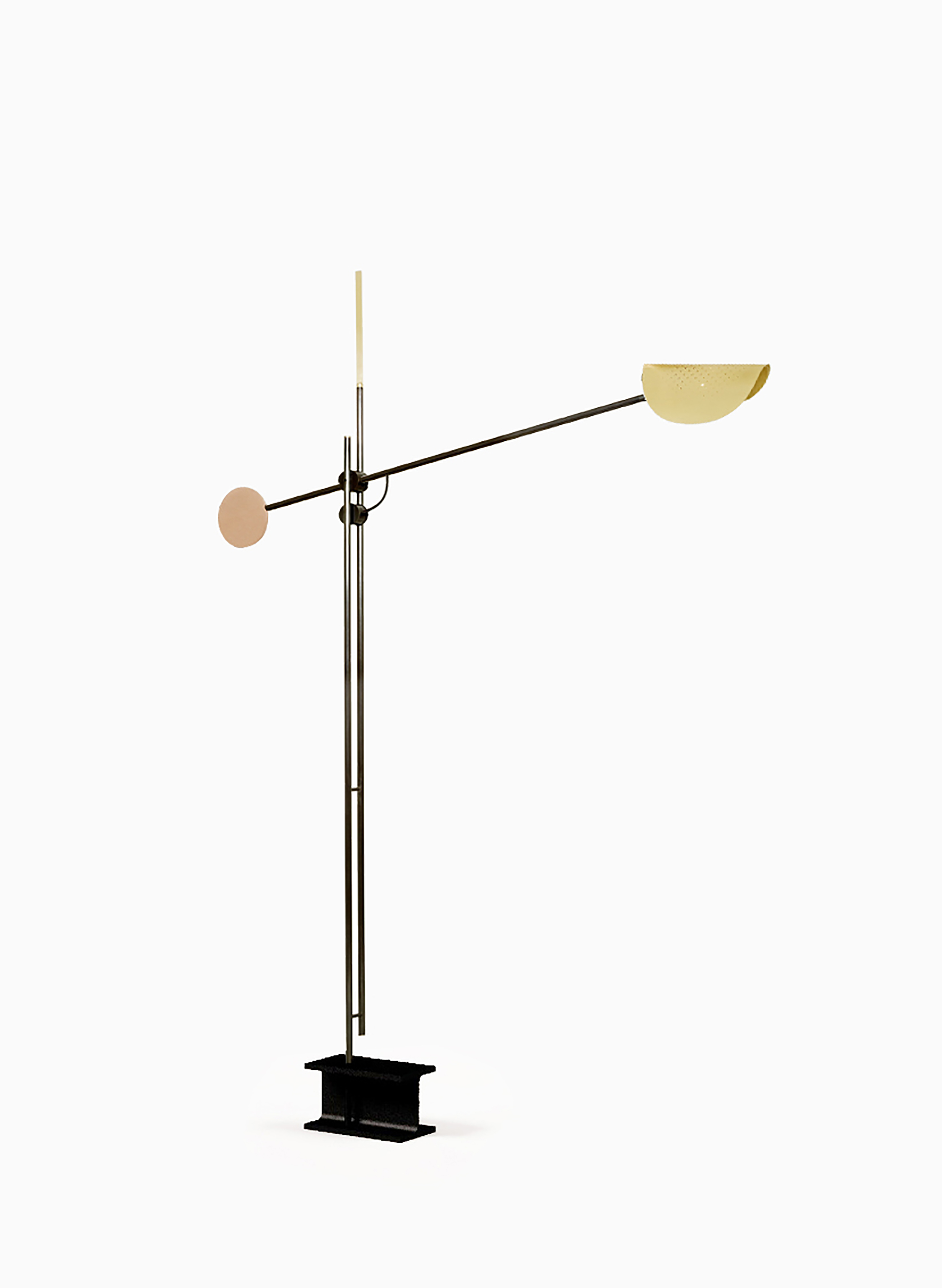 SB26 Accoceberry Cecere Moon Floor Lamp S