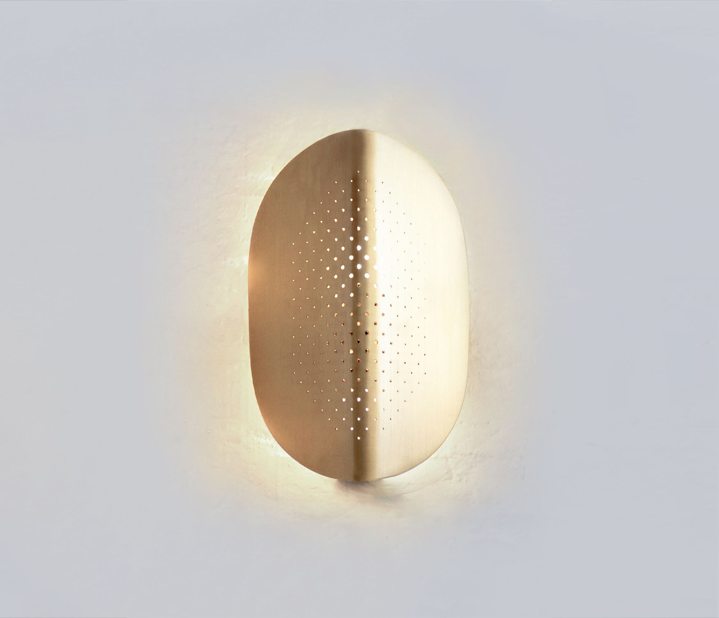 SB26 Accoceberry Cecere Moon Wall Lamp S