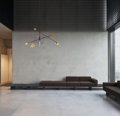 SB26 Accoceberry Cecere Moon Ceiling lamp - Hall