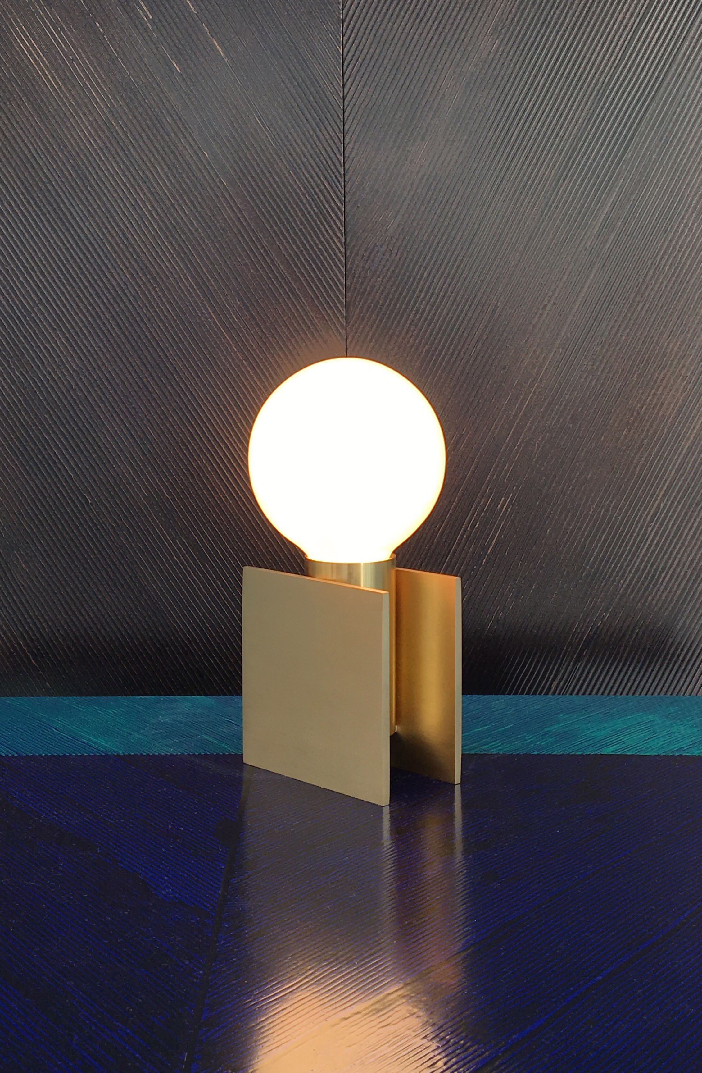 IOI lamp by Samuel Accoceberry and Bruce cecere