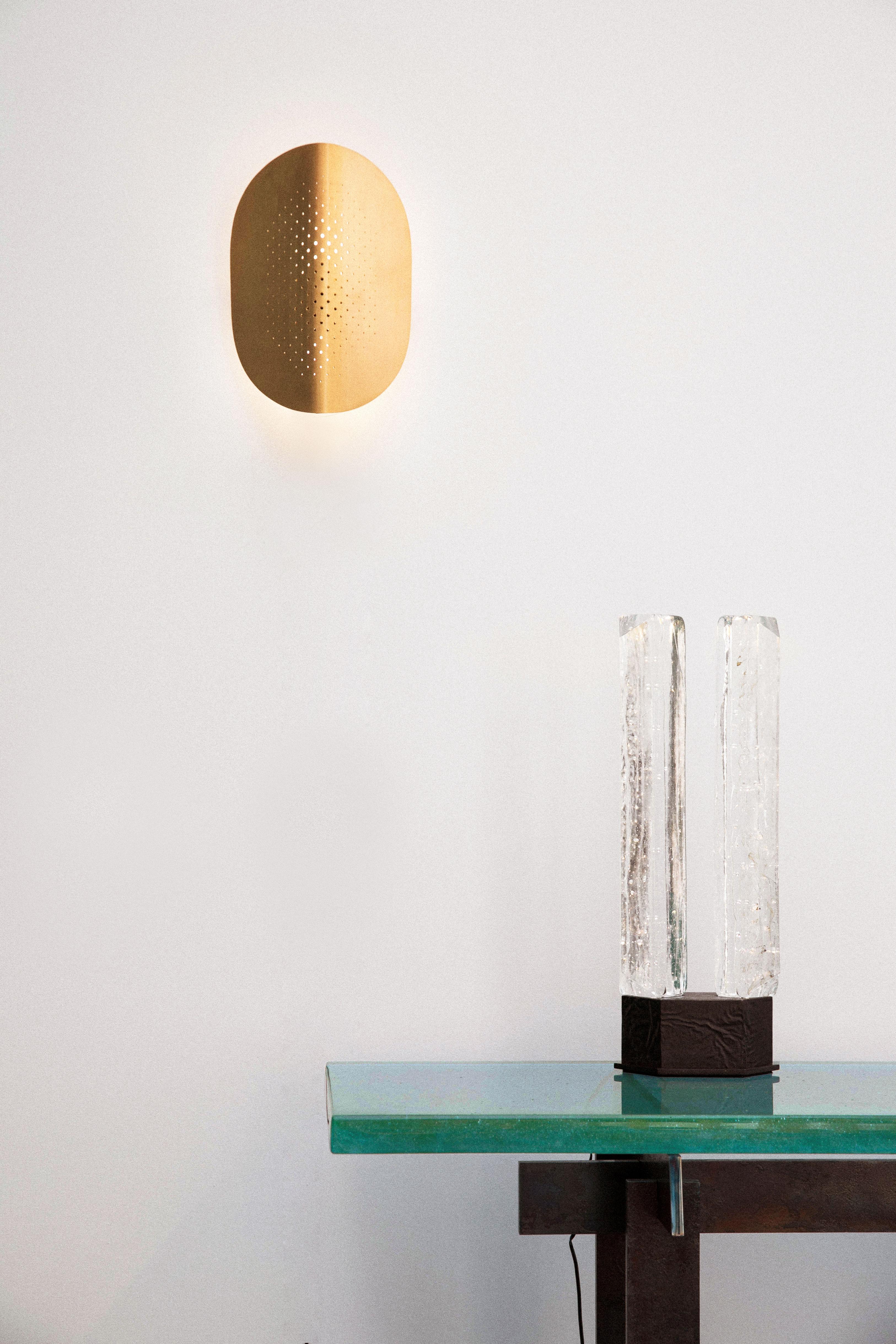 Lampe Rigel sur Lava console par SB26