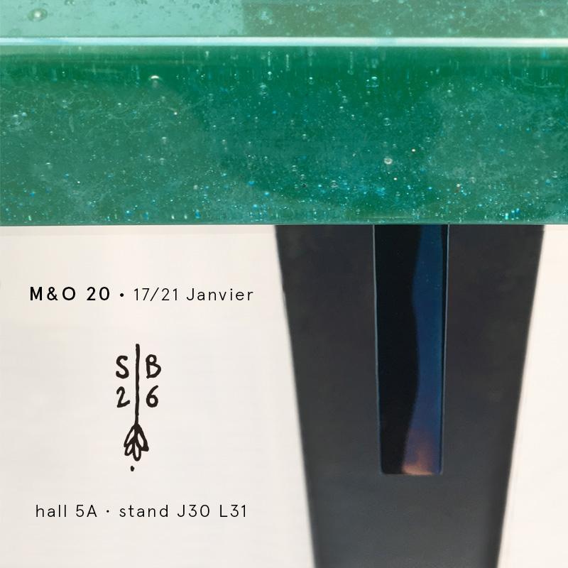 SB26 sur M&O 2020 - Craft