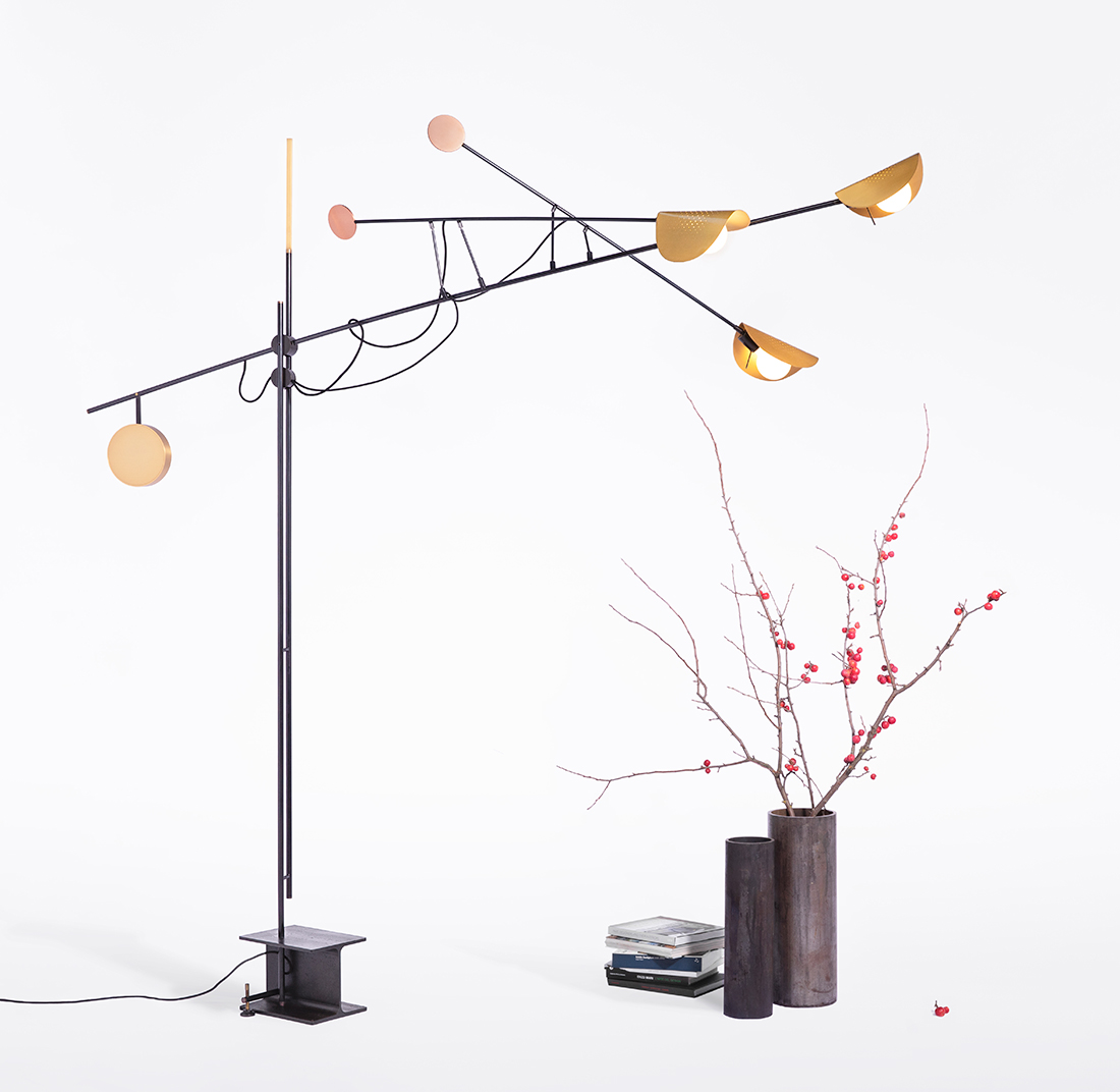SB26 Floor lamp XL - Accoceberry - Cecere